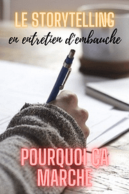 le storytelling professionnel