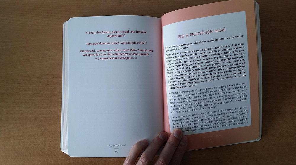christie ikigai livre